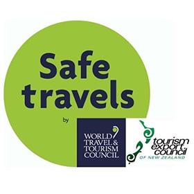 Safe Travel logo